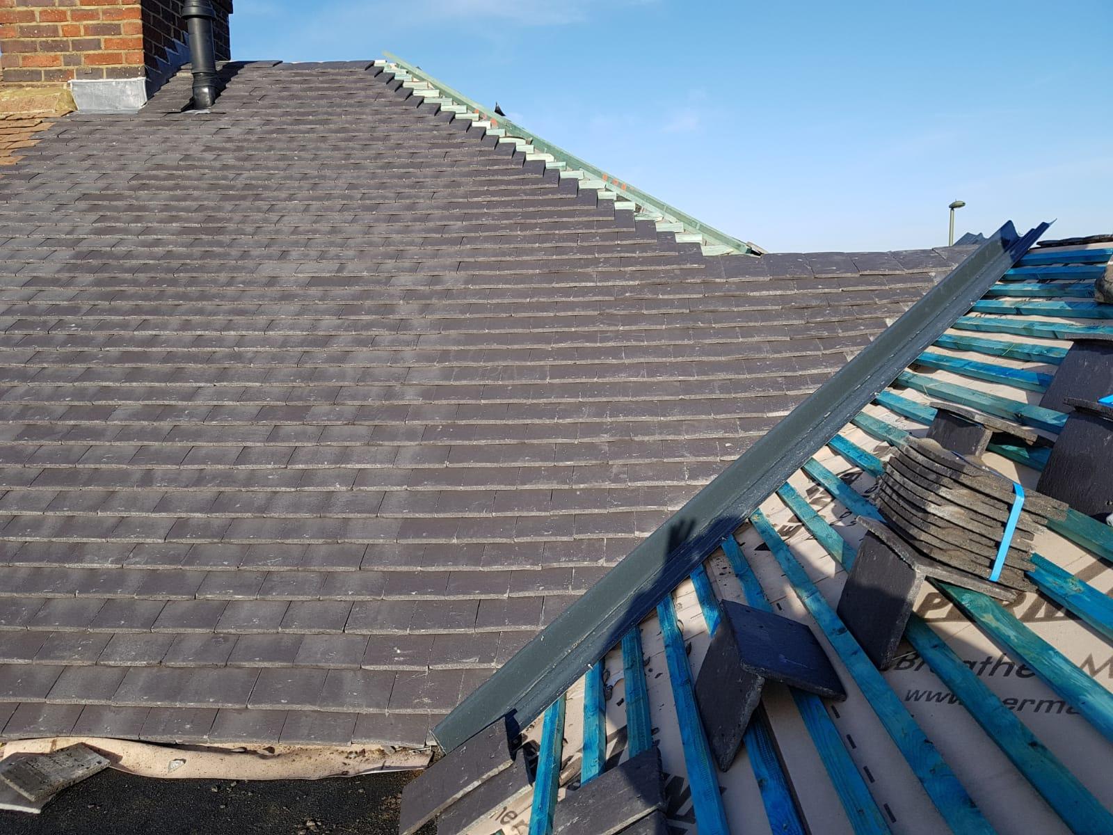 Gutter repairs New Malden