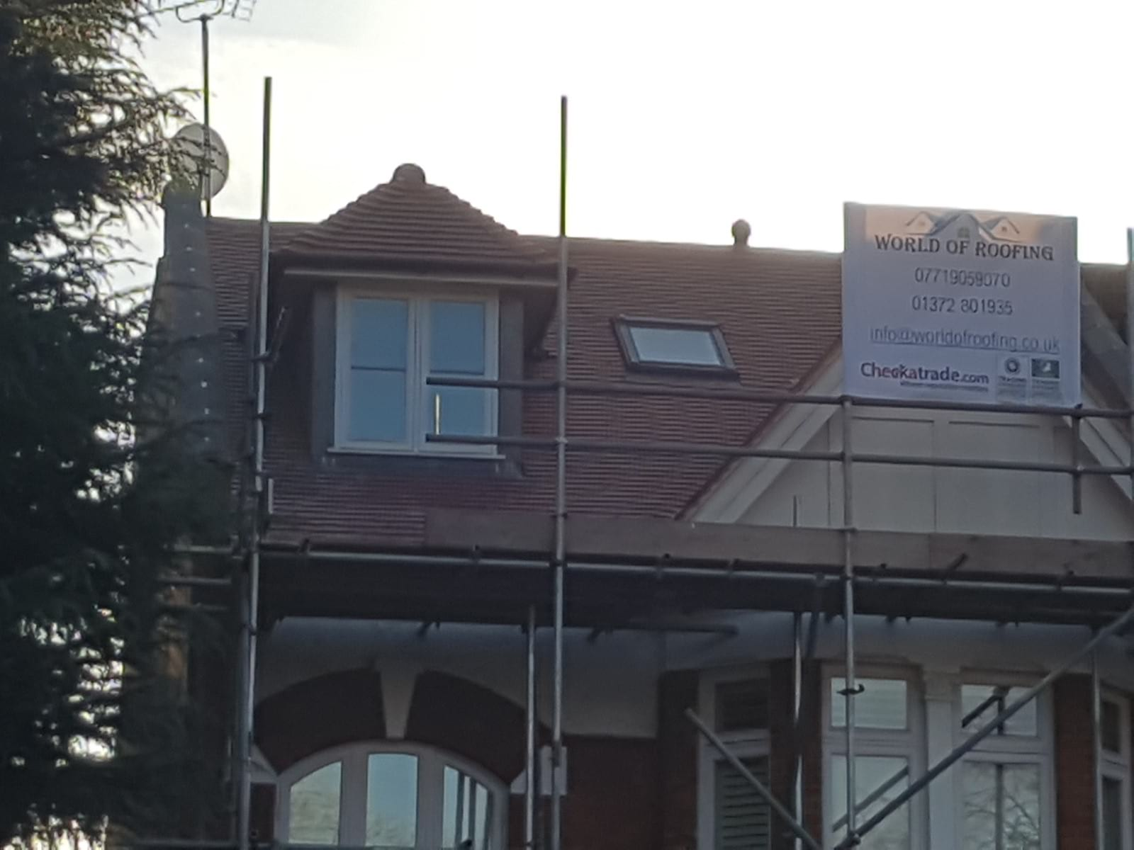 Roof Repairs London Surrey Services Affordable Fast Repairs