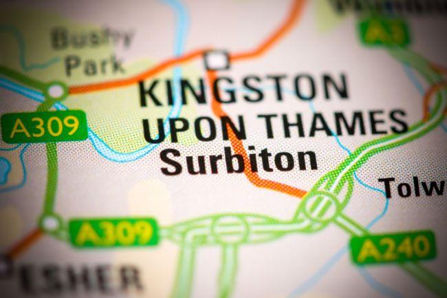 Guttering in Kingston