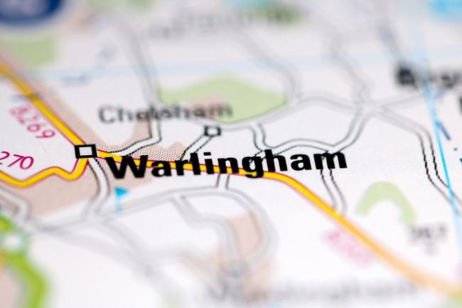 Guttering in Warlingham